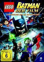 LEGO Batman - Der Film: Vereinigung der DC Superhelden vo...   DVD   Zustand gut