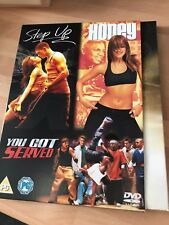 STEP UP 7 HONEY DVD