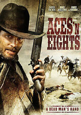 Aces N Eights (DVD, Unrated) SHIPS NEXT DAY Casper Van Dien, Bruce Boxleitner