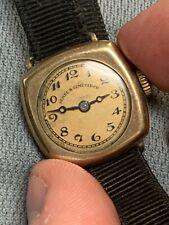 Vintage Bunde Upmeyer Co. Longines gold filled ladies watch