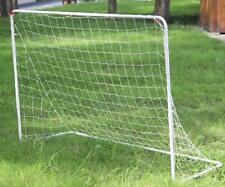 6'x4' Soccer Goal With Net Sports Competition Steel Soccer Goal 04