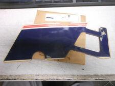 Vintage NOS KTM OEM 1988 250 500 MX Left Side Spoiler Decal Graphic 50207003100