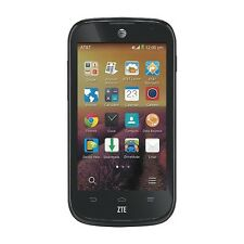 Brand New Att Zte Compel Z830 Black Go Phone At&T Locked Cellular Phone
