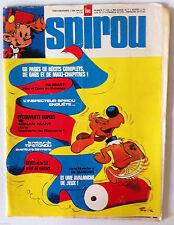 C) SPIROU n°1942 Avec la découverte Dupuis Agnan Niant/ Récit Complet