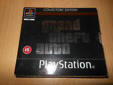 PlayStation 1 PS1 Grand Theft Auto Collection MINT COLLECTORS