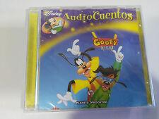 GOOFY E HIJO CD AUDIO CUENTOS WALT DISNEY EU EDIT 2006 + JUNTOS DE EXCURSION