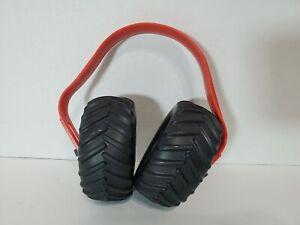 MONSTER JAM Monster Truck Kids Hearing Protection Ear Muffs Tires