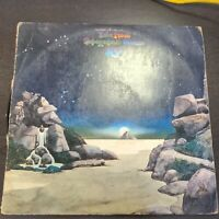 Record Album Yes Tales From Topographic Oceans Double Album LP VG