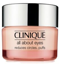 Clinique All About Eyes  Circles & Puffs - Full Size NIB .5 Oz. Exp 2023