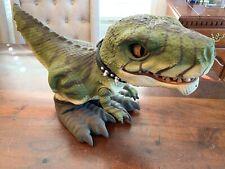Mattel D-Rex Interactive Pet T-Rex Anamatronic! No Bone Works! See Details