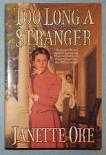 Too Long a Stranger (Woman of the West #9) by Janette Oke (Paperback, 1994) New