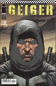 GEIGER #1 / COVER E / FRANK GLOW IN THE DARK VARIANT NM+
