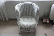 Unbranded Wicker Conservatory Vintage/Retro Furniture