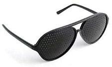 PINHOLE GLASSES - Vision Improvement Glasses (Eyesight)
