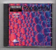 (JM987) Cybertracks Ltd NVRCD 820: Randomity - Sealed CD