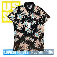 Details about  /Nautica Men/'s NWT 4NB NAUT BLUE Maur Cotton Long Sleeve Checker Cotton Shirt