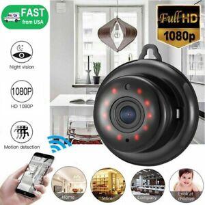 CCTV Camera 1080P Full HD Wireless WiFi Indoor/Outdoor MINI IP CAM Home Security