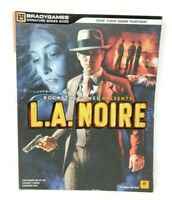 L.A. Noire Official Brady Games Strategy Game Guide