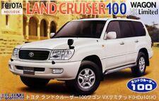 Toyota Land Cruiser 100 WAGON VX Limited HDJ101K 1:24 Fujimi 137