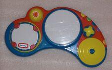 Little Tikes Pop Tunes Big Rocker Drum Set -Musical Instruments - EUC