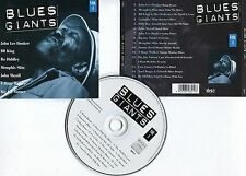 "BLUES GIANTS ""Vol.1"" (CD) 2000 Hooker, BB King,..."