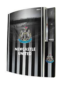 Newcastle United Football Club Playstation 3 Console Skin Sticker Toon Army PS3