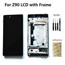 For Lenovo Vibe Shot Z90 Z90-7 Z90a40 LCD Display Touch Screen Digitizer & Frame