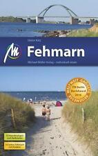 Reiseführer Fehmarn Ostsee, 2014/15, Michael Müller Verlag, wie neu, ungelesen