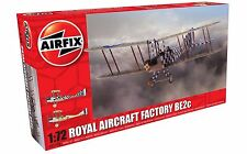 AIRFIX 1/72nd Scale Royal Aircraft BE2c Scout Kit No. A02104 In Stock!!!