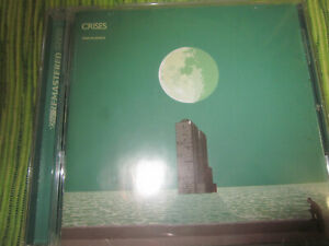 """Mike Oldfield """"Crises"""" CD"""