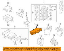 Infiniti NISSAN OEM 2012 QX56-Body Control Module BCM 284B11LA3D