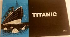 VINTAGE NOS CHICK TRACT Titanic Jack Chick Publications 1983