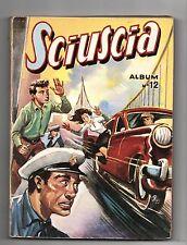 SCIUSCIA Album n°12 (n°120 à 129) 1951. Complet bel état