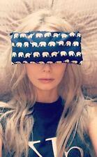Sleep Aid - Headache Relief - Yoga Pillow - Lavender&Rice - Elephants