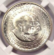 1952-S Washington-Carver Silver Half Dollar 50C - NGC MS66+ Plus - $900 Value!