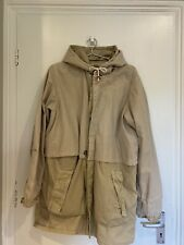 Our Legacy 2-in-1 1980-81 Canvas Cotton Parka Size 48