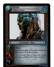 LORD OF THE RINGS LoTR  AE AGES END 19P25 EOMER, Eored Captain CARD