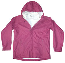 Sierra Designs Lighweight Hooded Hurricane Rain Jacket, Women's XL