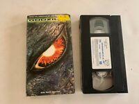 Godzilla VHS Video Tape Matthew Broderick