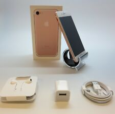 Apple iPhone 7 Rose Gold (128GB) (Unlocked) (GSM) A1778 *Sealed, Brand New*