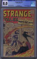 Strange Tales #104 Marvel 1963 CGC 8.0 (VERY FINE  )