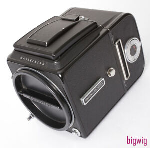 Hasselblad 500CM Medium Format Camera Body & Finder & A12 Film Back