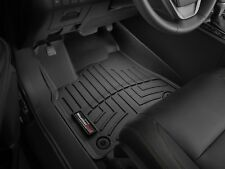 Weather Tech Floor Mats 2017 Ford escape- Black