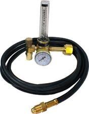 Norstar Flowmeter Regulator with Hose - CO2 - CGA320