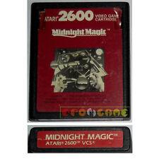 MIDNIGHT MAGIC Atari Vcs 2600 »»»»» CARTUCCIA