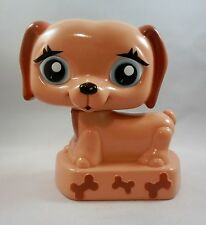 "LITTLEST PET SHOP DACHSHUND rare bath collectible 5"" FIGURE cake topper LPS"