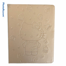Hello Kitty Apple IPad Case Cover 2, 3, 4, 4th Generation New Gold USA SELLER
