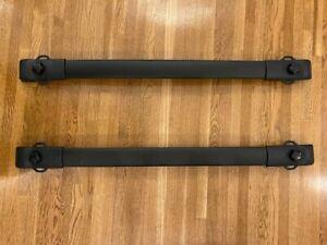 2011-2019 Toyota Sienna Roof Rack Cross Bar Two (2) Piece Set OEM PT278-08170