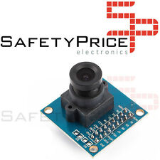 MODUL KAMERA ARDUINO 300KP VGA 640x480 OV7670 Spanien elektronik CMOS