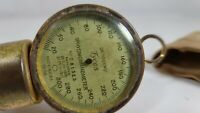 Antique 1915-17 Dr Rogers Tycos Guage  Sphygmomanometer Steampunk Lamp Guages